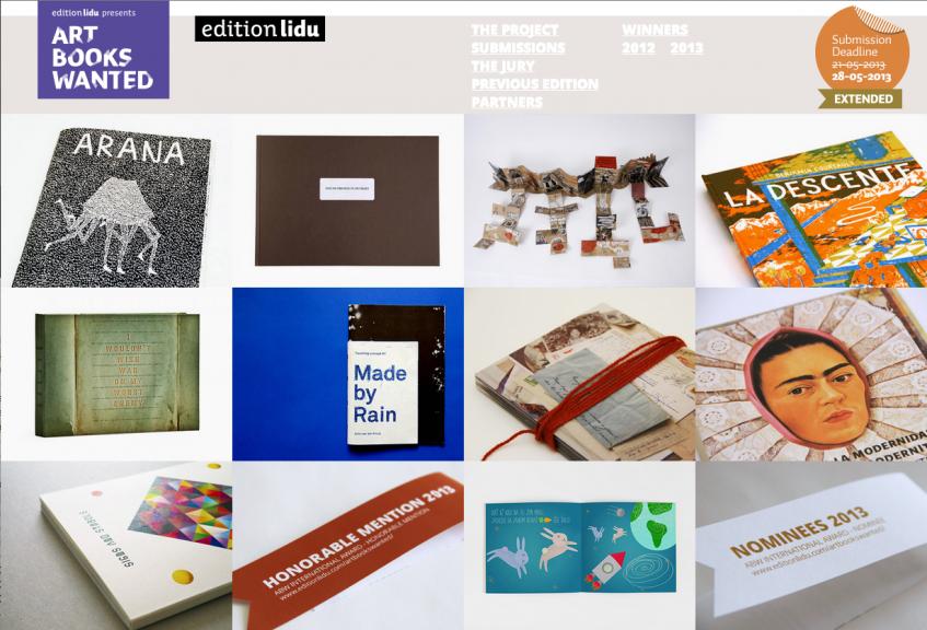 décerné par les éditions lidu, en République Tchèque à Prague <br>  http://www.editionlidu.com/artbookswanted/portfolio/cannes-08-09/