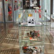Exposition Pop-up le volume ! Médiathèque André Malraux, Strasbourg Mars - Avril 2011
