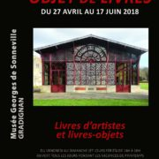 Objet de Livres - exposition à Gradignan