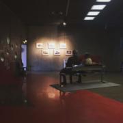 Exposition NORD SUD lors des racontars du numérique, Médiathèque André Malraux, 2018
