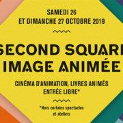Salon du livre animé 2019 - Carreau du temple